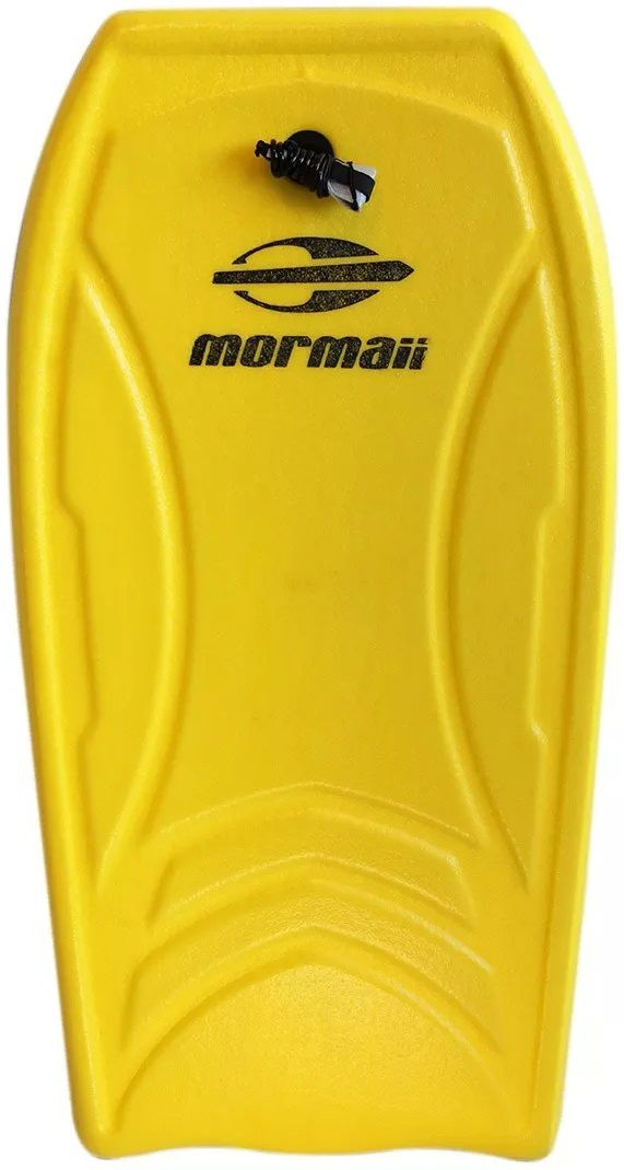 Prancha de Bodyboard Grande Adulto Amador Mormaii Amarelo