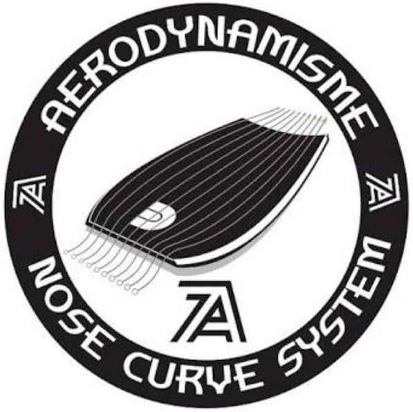 "Prancha de Bodyboard Profissional Extreme Bodyboards 2018 By Israel Salas (The Faucon) 41"" com React Mesh"