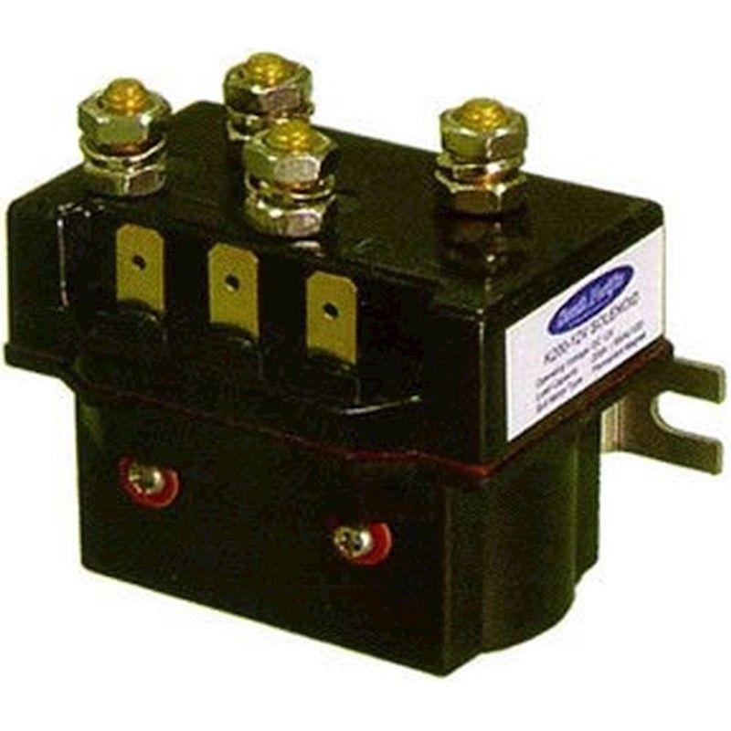 Solenoide (Relé) para Guincho Elétrico de Âncoras 12V South Pacific K200
