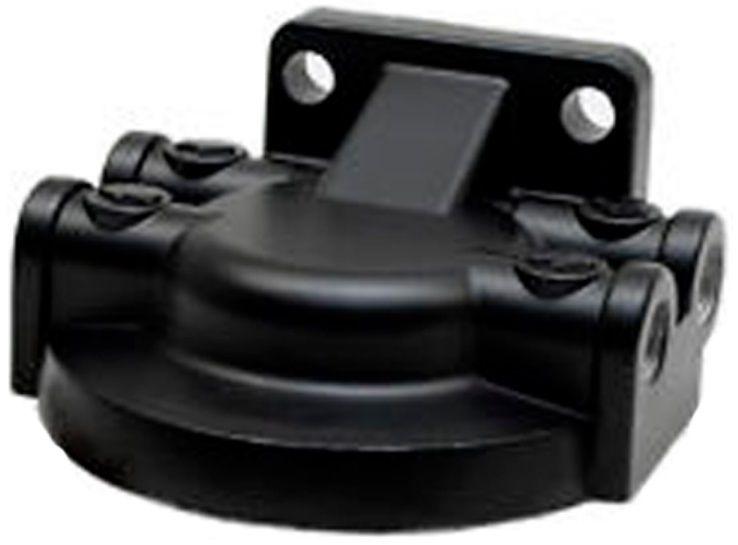 Suporte Base Cabeçote para Filtro Separador de Combustível Quicksilver Mercury Ref. 883966