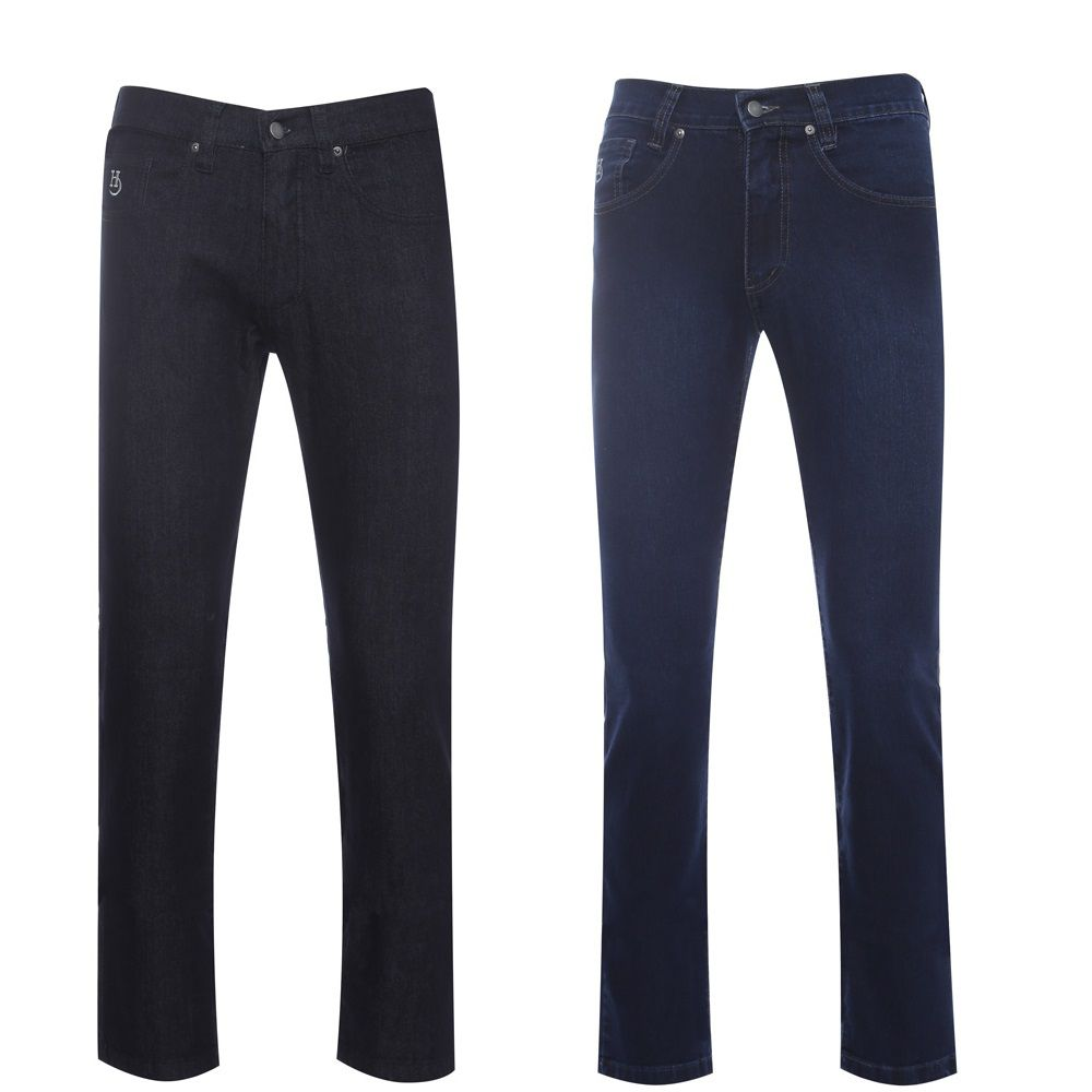 7% OFF Dupla Jeans Black & Blue