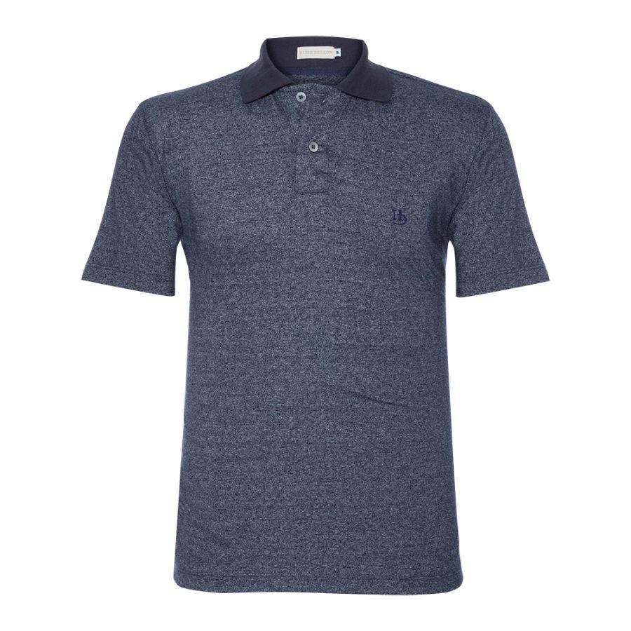 Camisa Polo Hugo Deleon Mescla