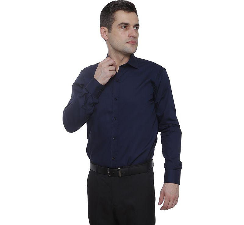 Camisa Social Hugo Deleon Bulgatti Marinho