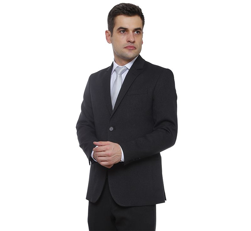 Costume Hugo Deleon casimira magestic preto