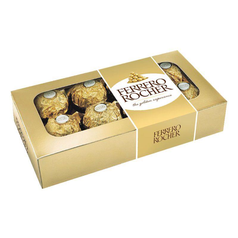 Ferrero Rocher Brinde - Compras acima de R$ 250,00 no Site