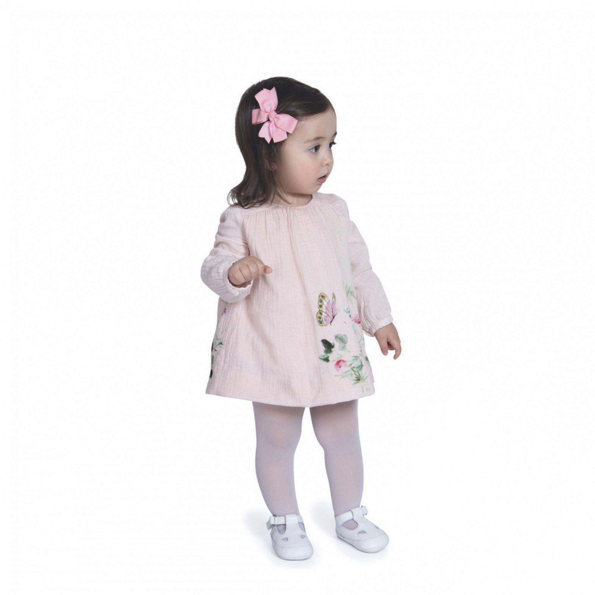 9b02951cd6 MEIA CALCA BEBE FIO 20 LOBINHA - Baby and Home