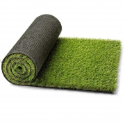 Grama Sintética Deluxe Grass 22mm 2x20m (40m²) Bicolor Brown