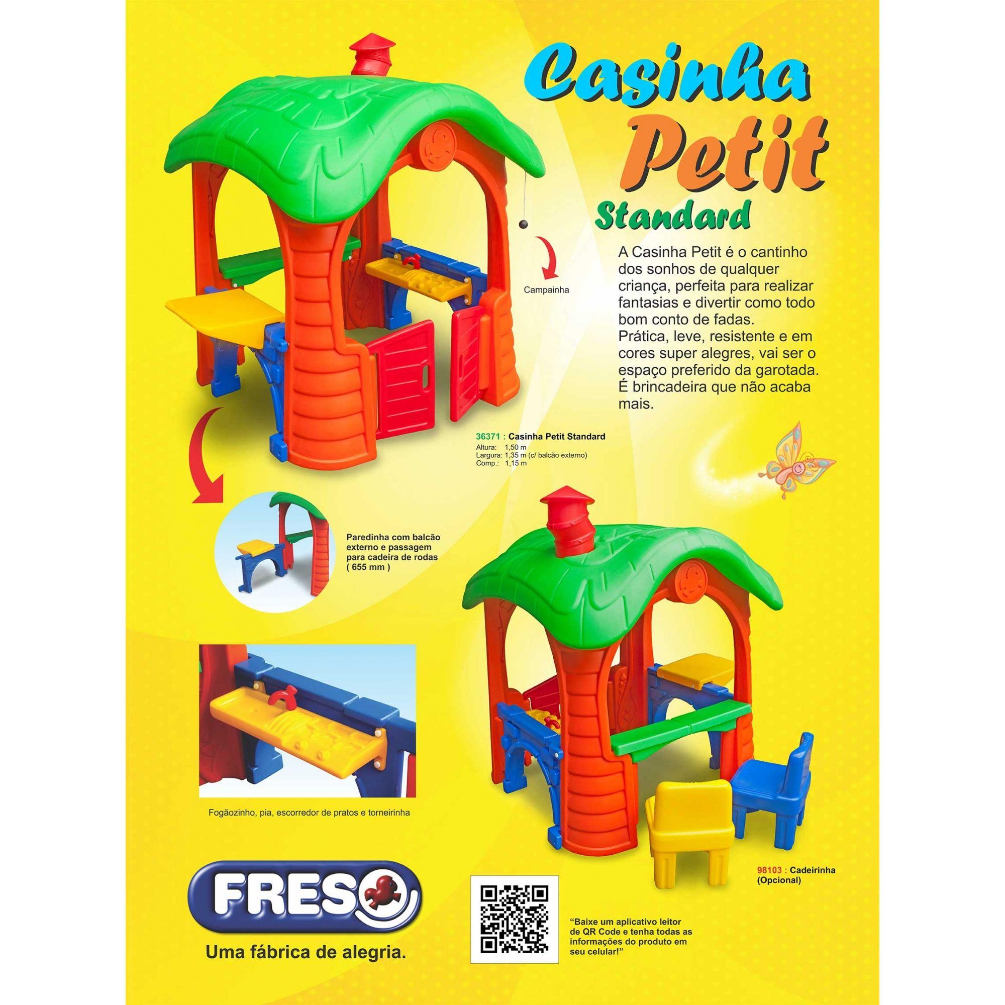 Casinha Petit Standard - Freso - Ref 36372