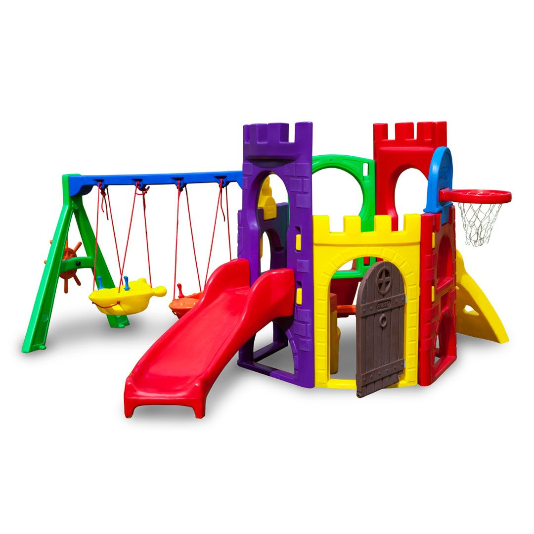 Estação Playground Petit Play com Balanço - Freso - Ref 33335