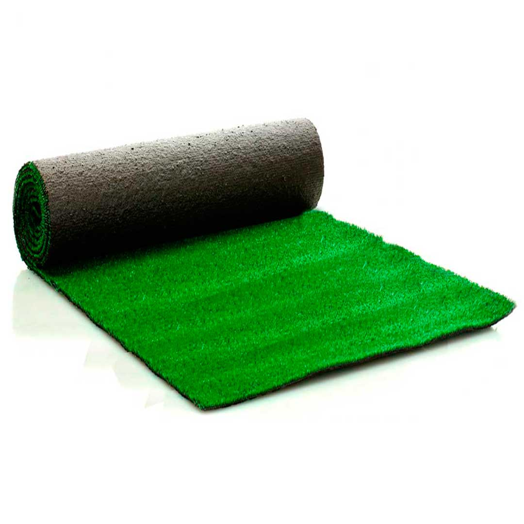 Grama Sintética Fit EcoGrass 12mm - 2x10m (20m²) - Verde