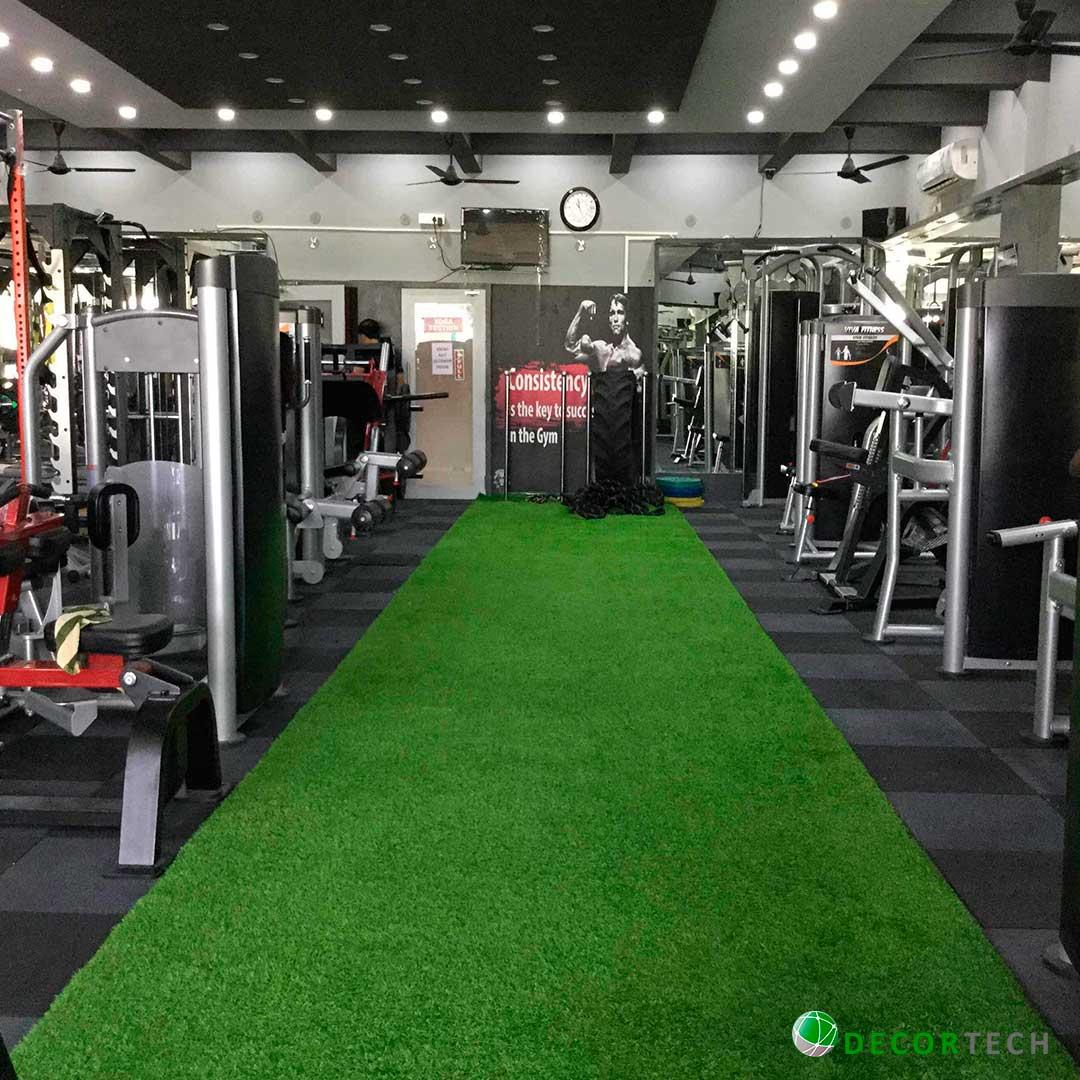 Grama Sintética ULTRA GRASS 20mm - Extra Resistente - Uso Esportivo