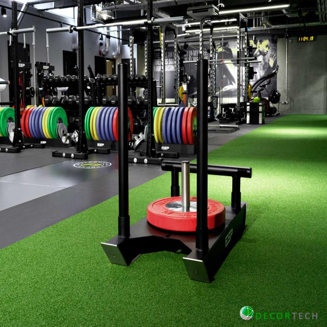 Grama Sintética GYM GRASS 20mm - Extra Resistente - Uso Esportivo