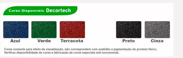 Piso De Borracha Ossinho 20mm Kit 5m² (160 peças) - Frete Gratis