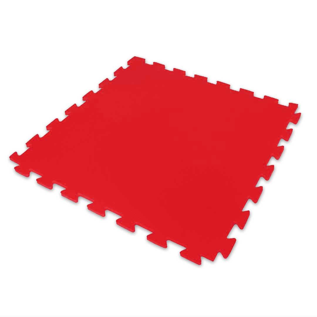 Tatame Ultra Max 10mm 0.50x0.50m - Vermelho - DTC