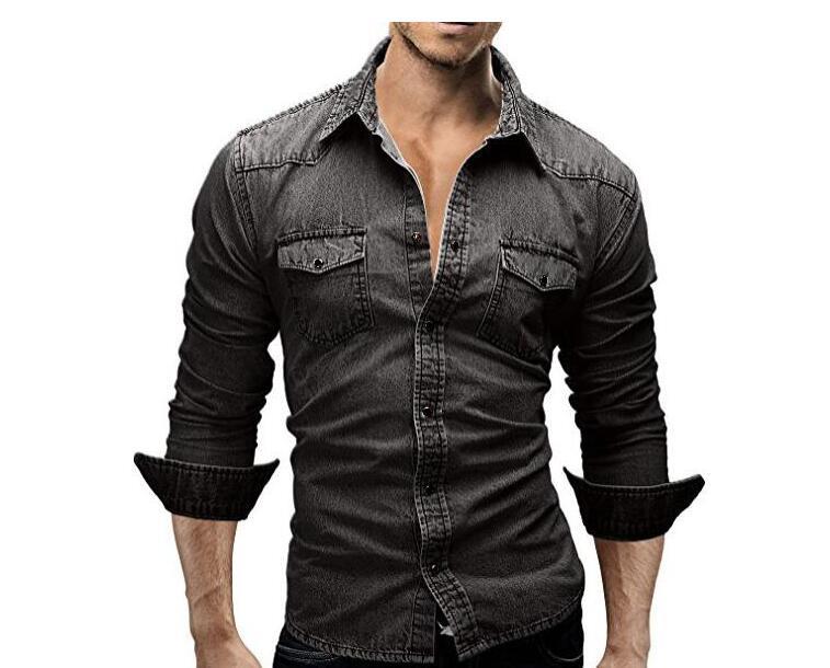 f599eb2ca8 Camisa Social Slim Fit Jeans - Super Importados Net
