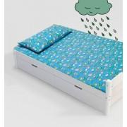 Jogo de cama infantil Pequeno Príncipe  3 peças