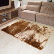 Tapete Life Confort Amarula 150 x 200 cm - Rayza