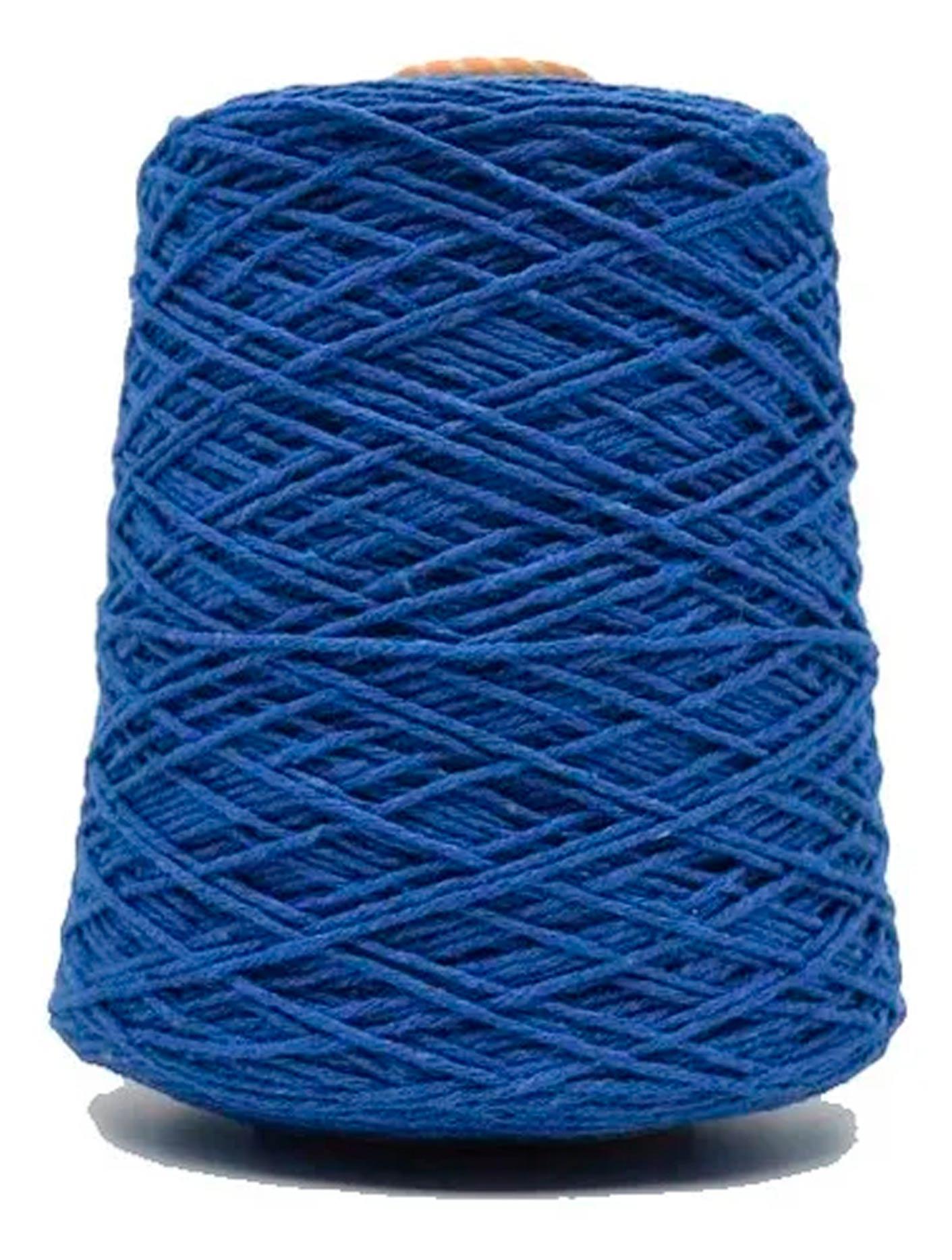 Barbante para Crochê Azul Royal