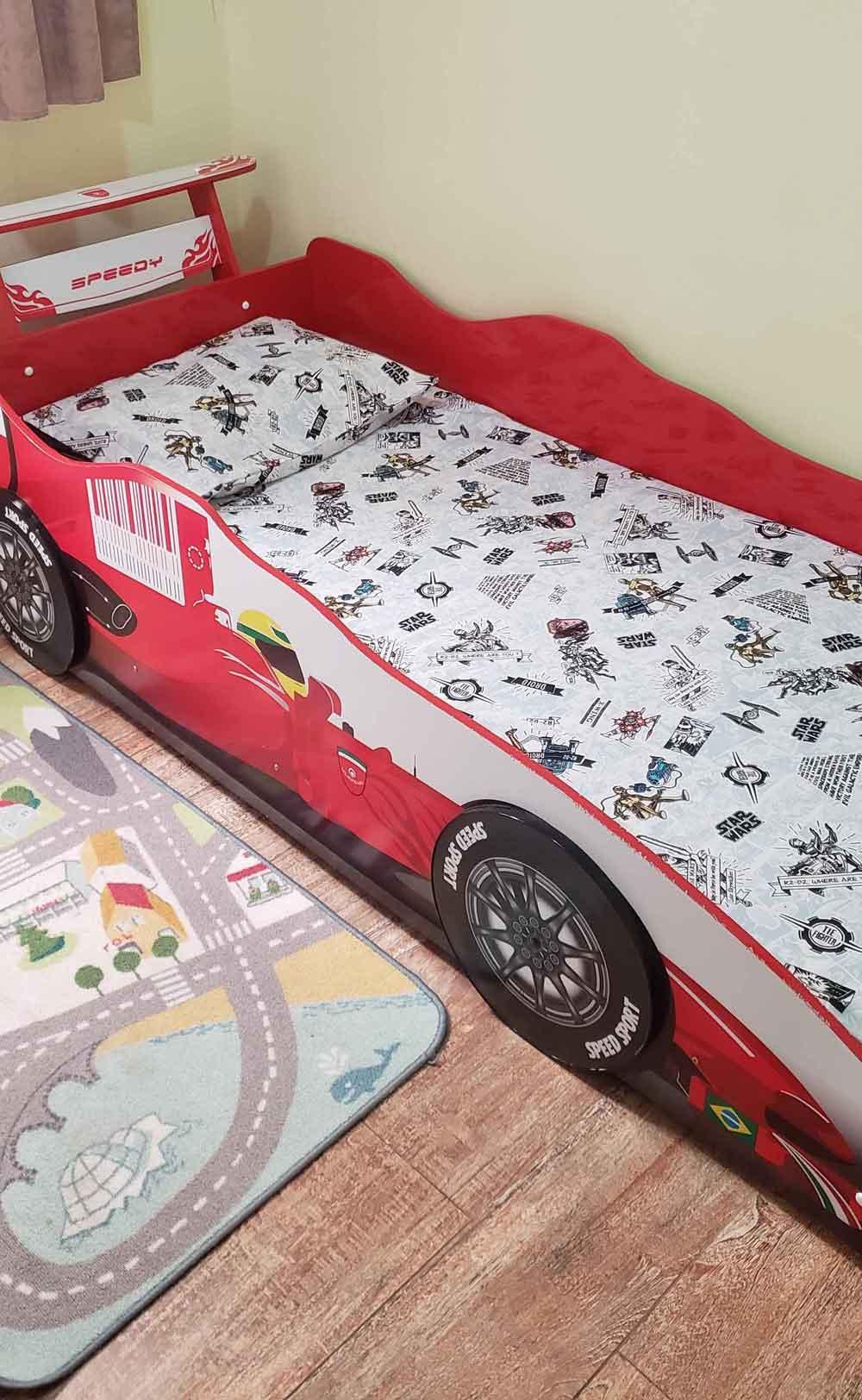 Jogo de cama infantil  Mini Cama Star Wars 3 peças
