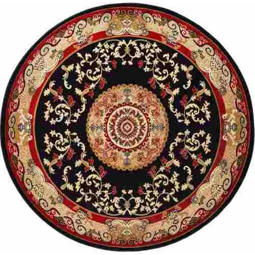 Tapete De Veludo Marbella  Çagdas 1606-1 Redondo Ø150cm - Rayza