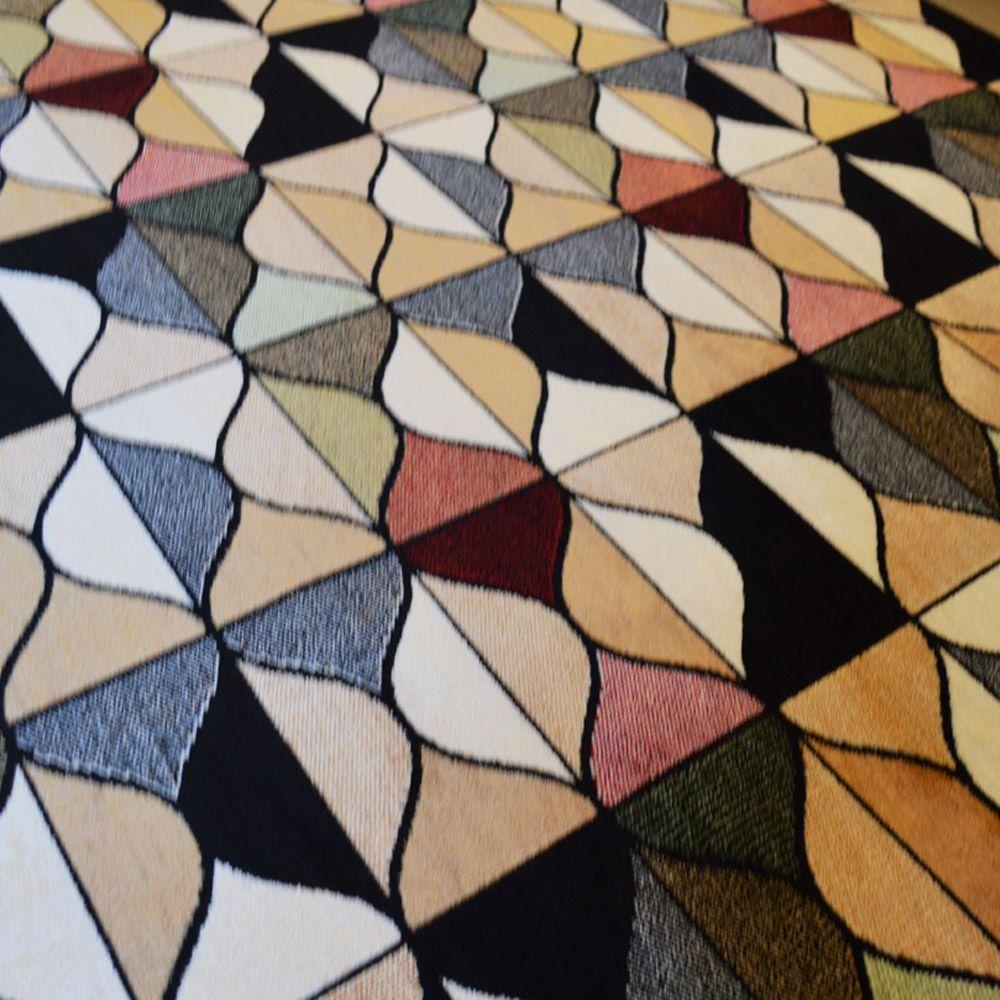 Tapete De Veludo Marbella Ticiano 2,48m X 3,50m- Rayza