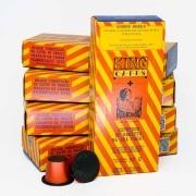 Cápsulas Bourbon Amarelo - Kit com 50 Cápsulas