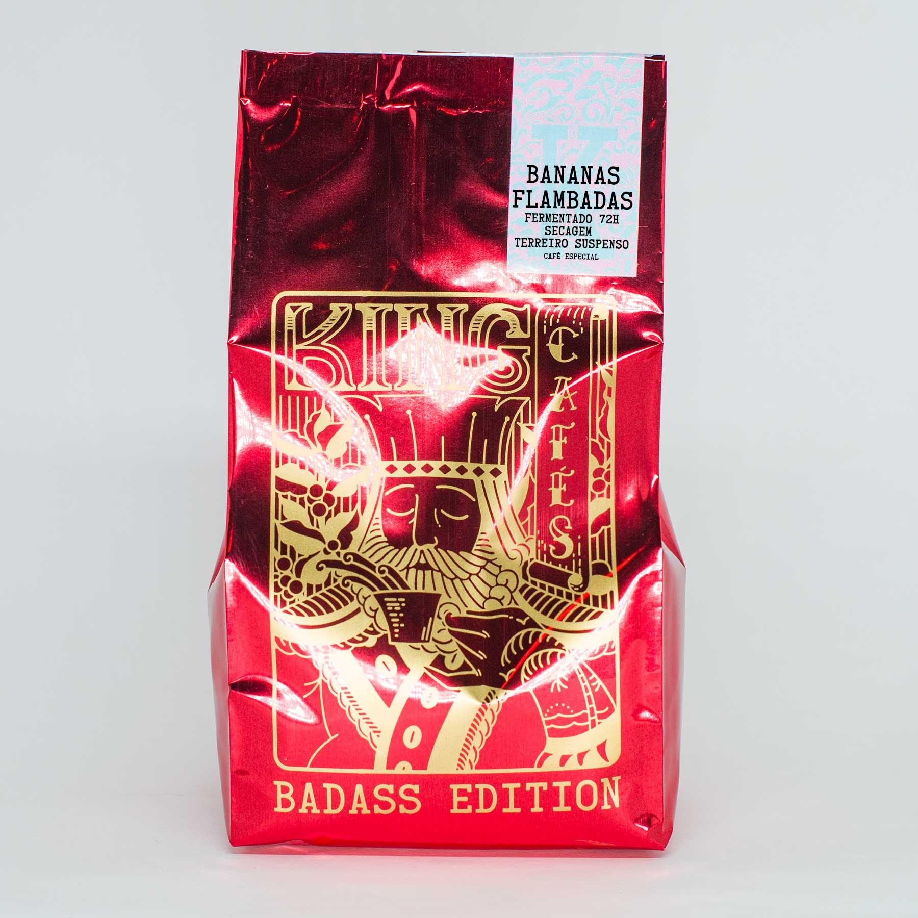 Café Especial Bananas Flambadas - Pacote com 250 g