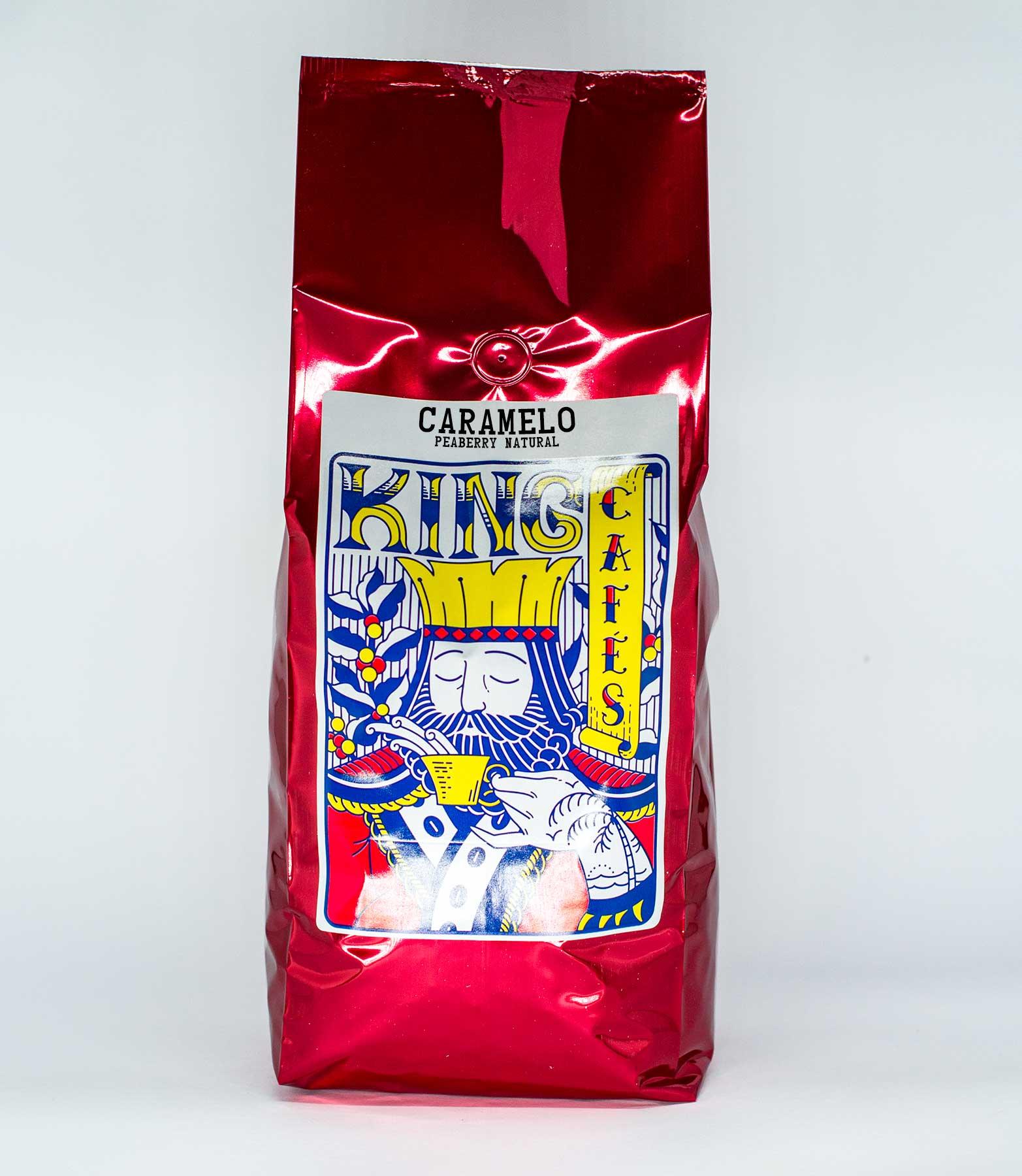 Café Especial Caramelo - Pacote com 1 Kg