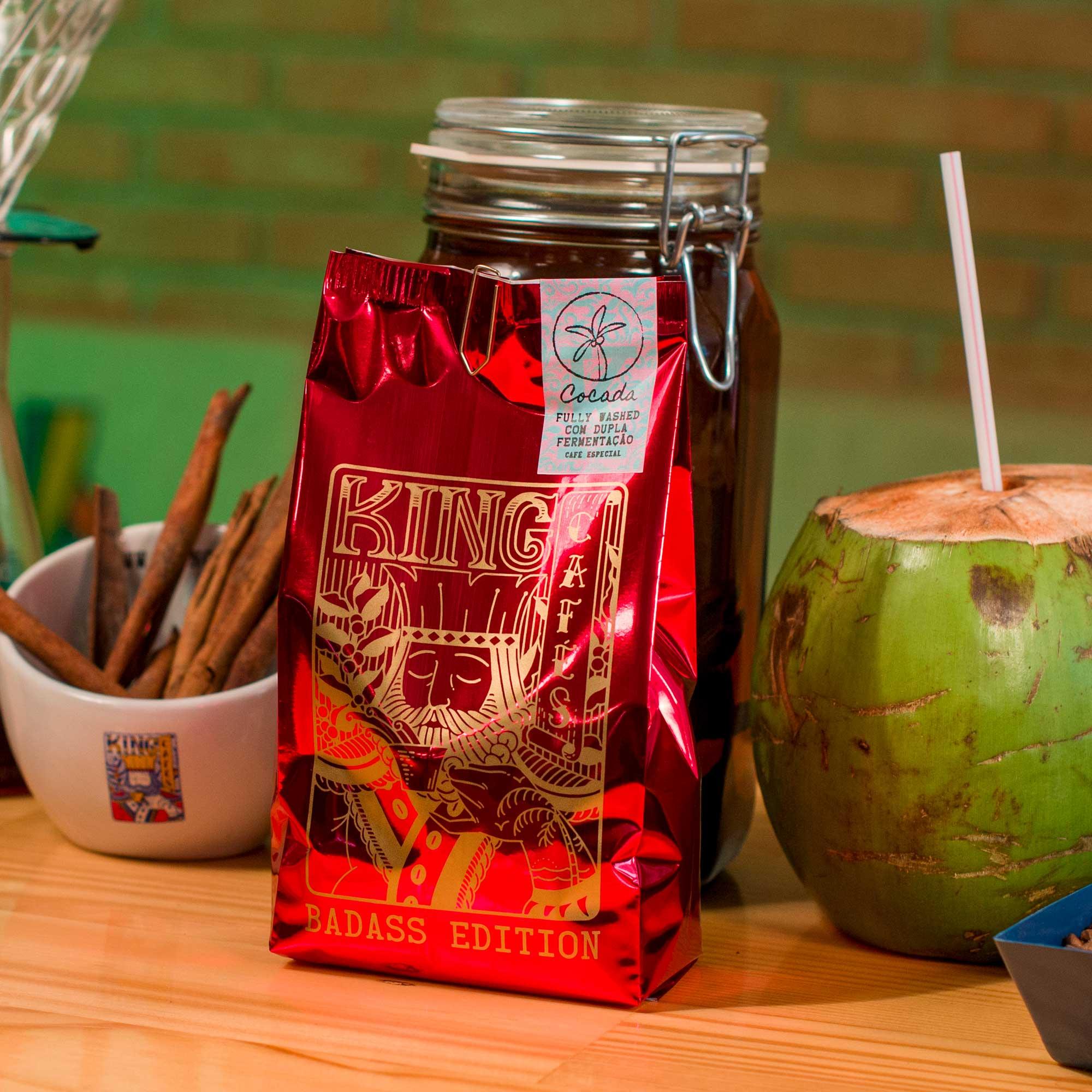 Café Especial Cocada - Pacote com 250 g