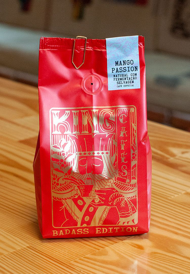 Café Especial Mango Passion - Pacote com 250 g