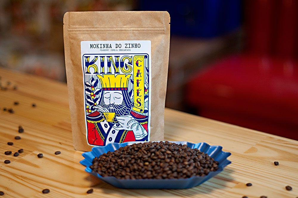 Café Especial Mokinha do Zinho - Pacote com 250 g