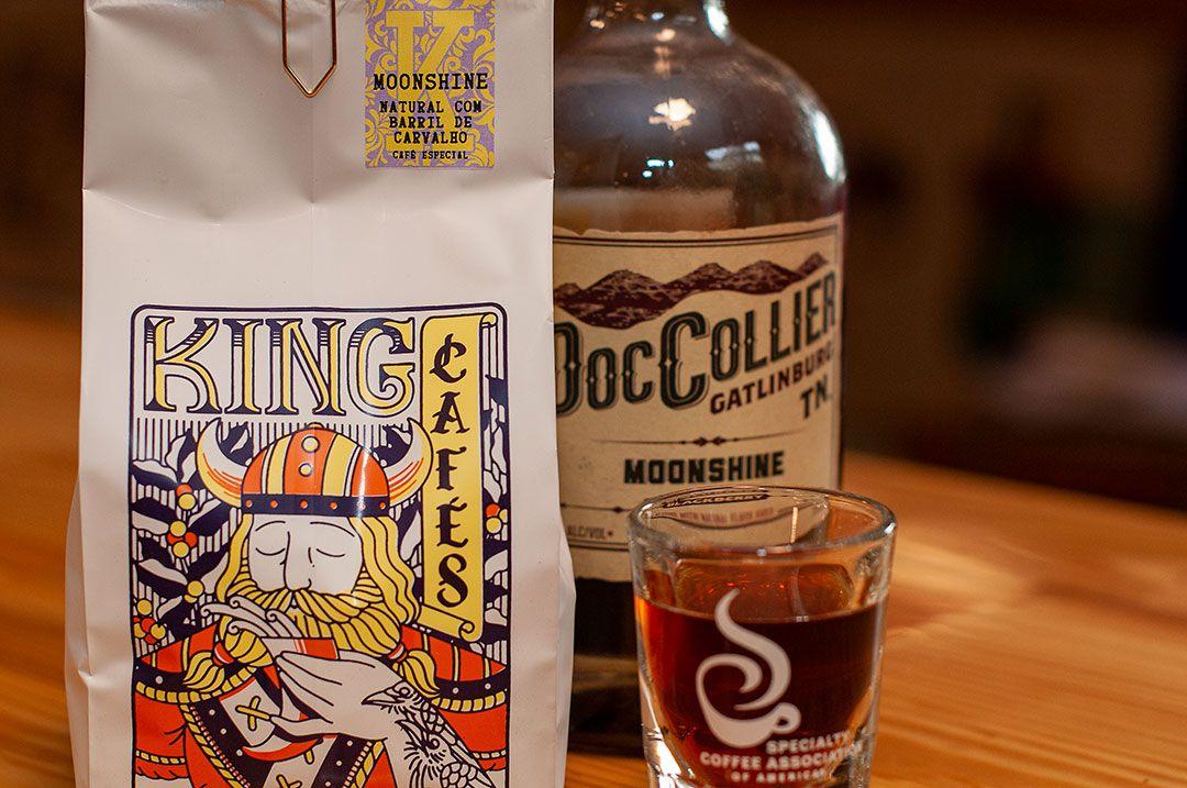 Café Especial Moonshine - Pacote com 250 g