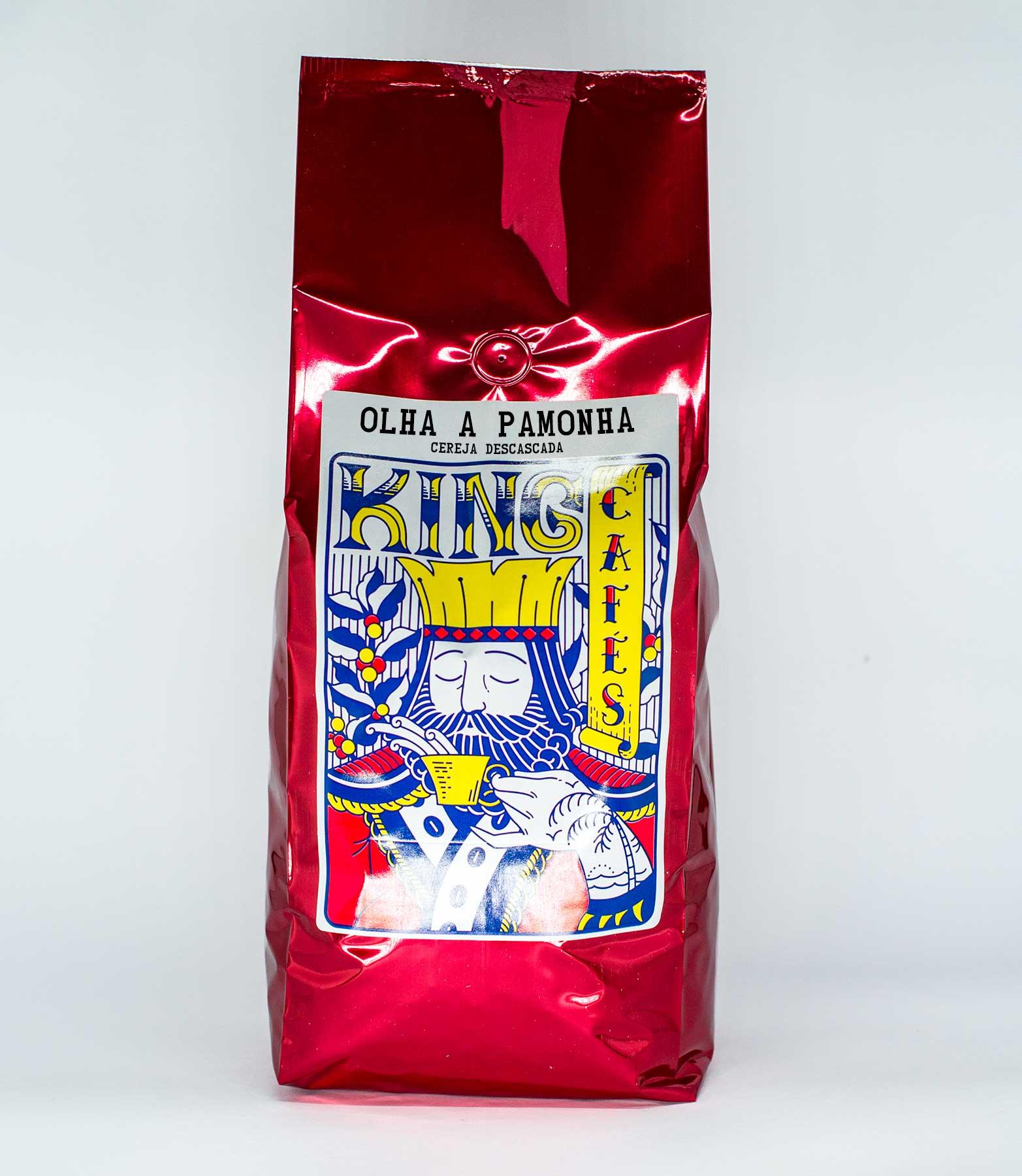 Café Especial Olha a Pamonha - Pacote com 1 Kg