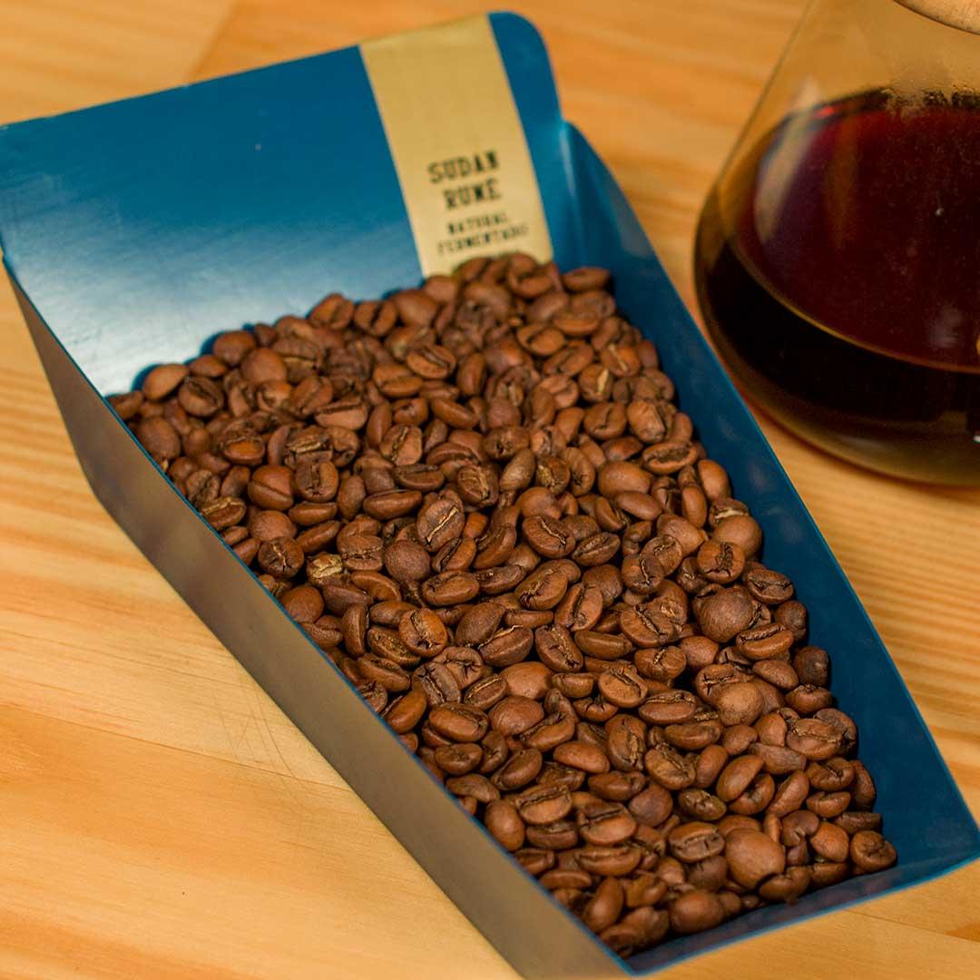 Café Especial Sudan Rumé - Pacote com 250 g