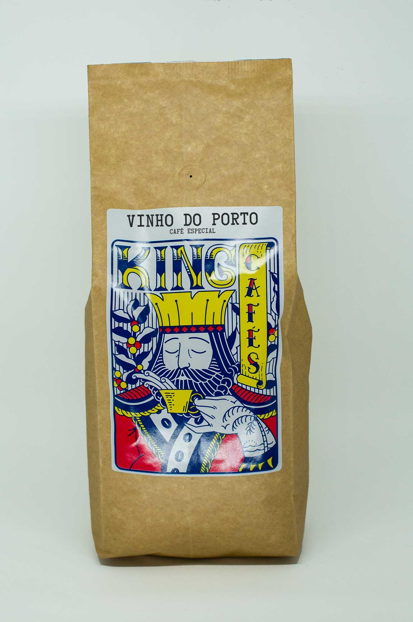 Café Especial Vinho do Porto - Pacote com 1 Kg