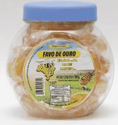 Bala de mel  900g  diversos sabores