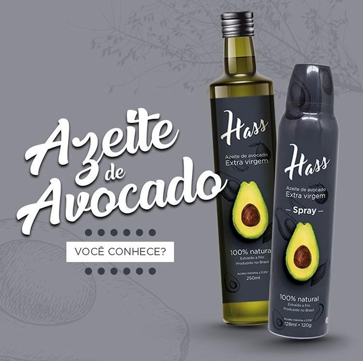 AZEITE DE AVOCADO 250ml - HASS