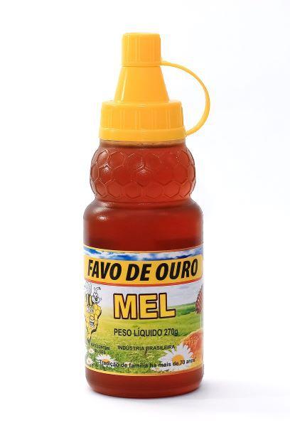 Bisnaga de mel puro 270g