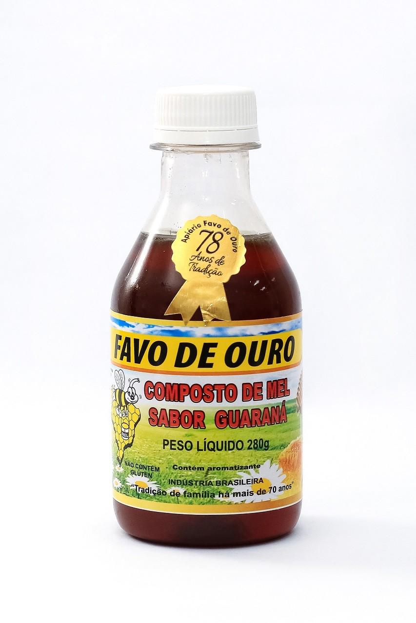 MEL COMPOSTO 280g - Diversos sabores