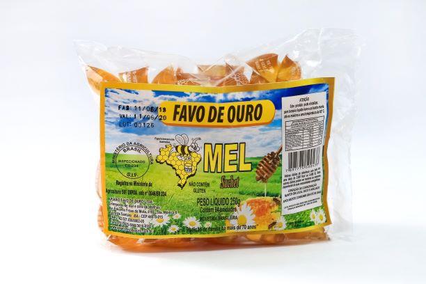 SACHET 250g - MEL PURO