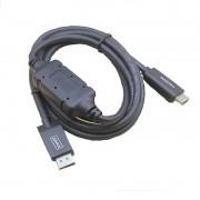 Cabo Displayport para HDMI FullHD 1080P 1,5M Stamples