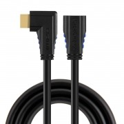 Cabo HDMI 2.0 3m 90º Graus Lado Direito 4 k X 2 K/60 hz --- L00017 E - 3213