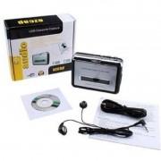 Conversor De Fita Cassette Usb Tocador E Conversor K7 Mp3