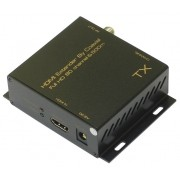 Conversor HDMI para RF cabo coaxial DVB-T 1080p/60Hz