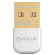 Mini Adaptador Usb Bluetooth 4.0 Orico Original BTA-403-WH
