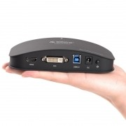 Placa Grafica externa USB 3.0 para DVI HDMI Orico DHU3B