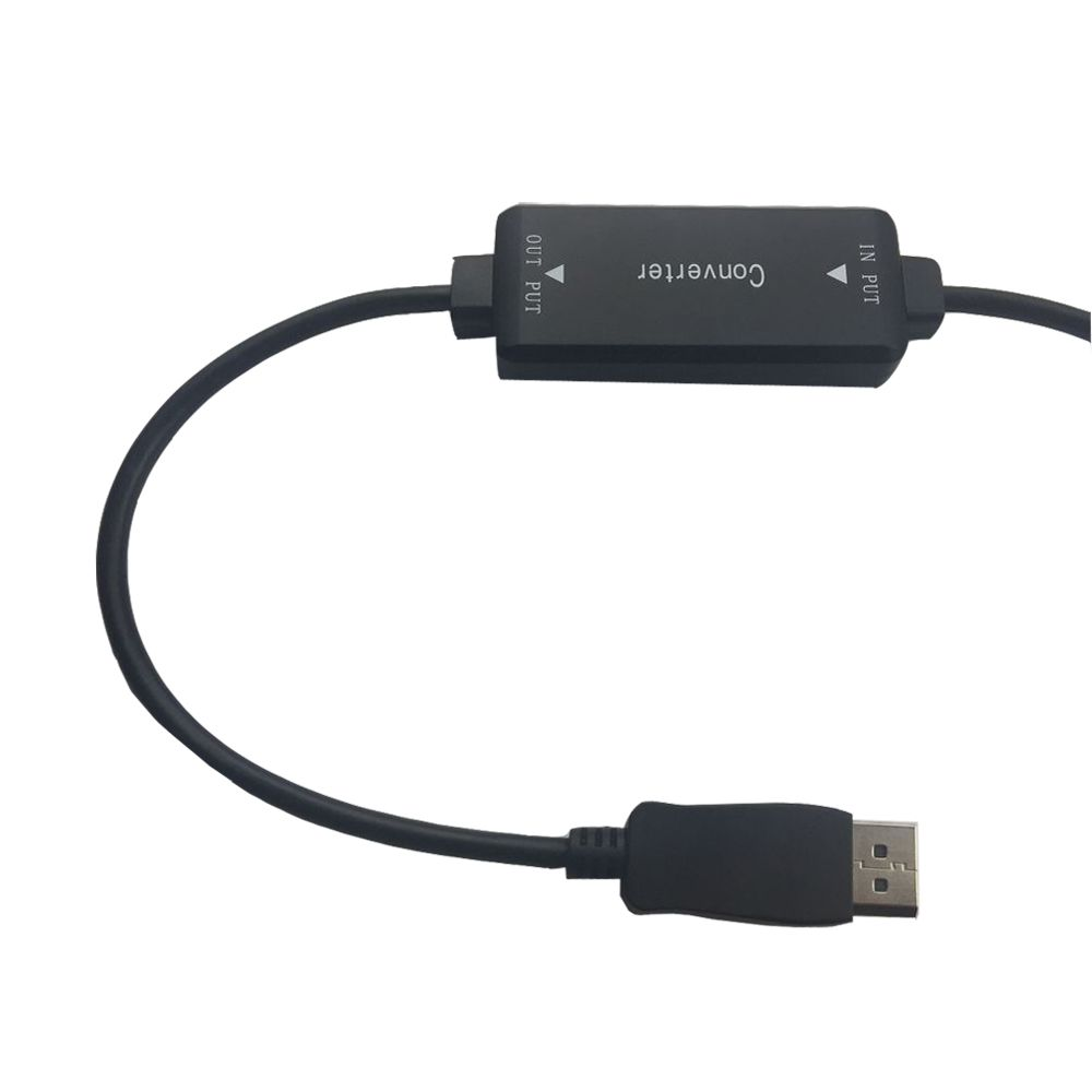 Adaptador Conversor Hdmi Para Displayport DP - HDMI para DP