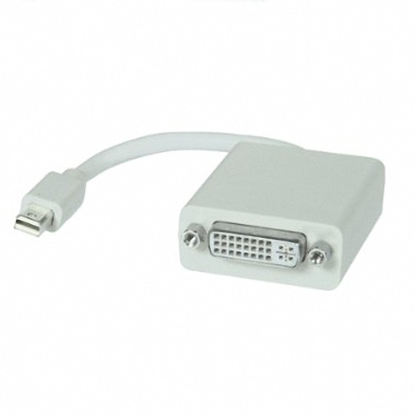 Adaptador Mini Dp Para Dvi  - Mini Display Port Para Dvi