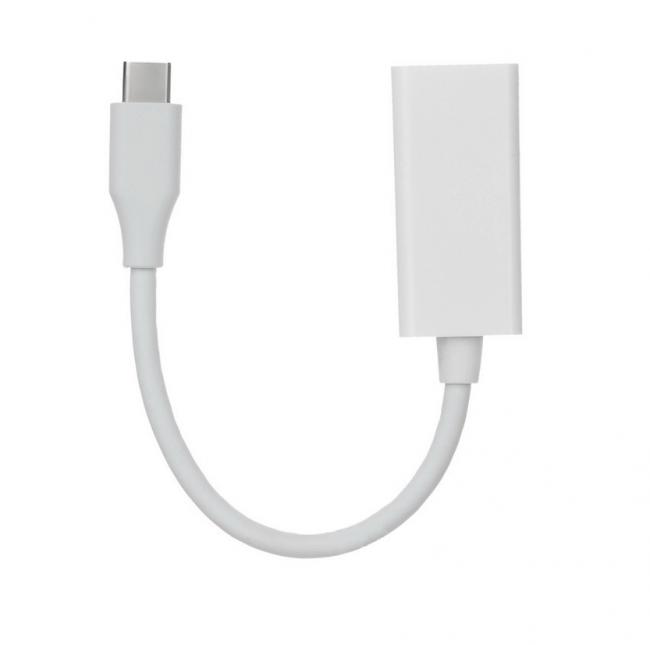 Adaptador Usb-c Para Displayport 4K x 2K/30Hz USB Type-C 3.1