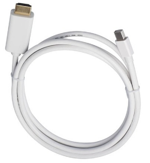 Cabo Adaptador Mini Displayport X Hdmi 1,8m